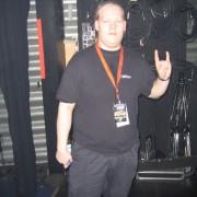 Simon - Backstage