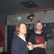 Jesper & Niels - Backstage