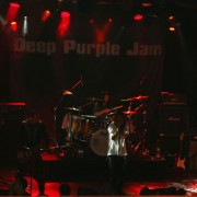 Deep Purple Jam Live på Train