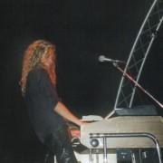Lars & Organ in Amager Bio