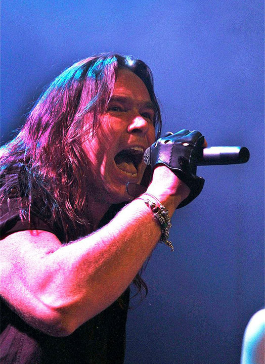 Oliver Weers i Deep Purple Jam