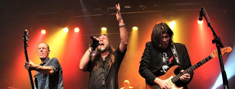 Deep Purple Jam - Søren Dall, Oliver Weers og Jacob Rønne